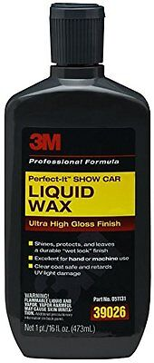 3M 39026 Perfect-It Show Car Liquid Wax - 16 fl. oz.