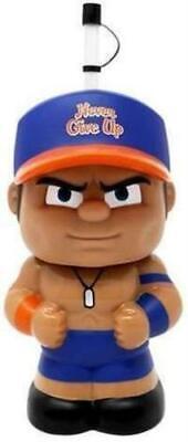 John Cena Party (John Cena WWE Big Sips Cup Bottle 16oz Party Animal Teenymates Character)