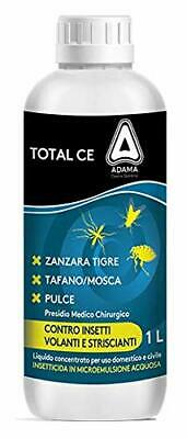 Total Ce 1 Lt Insecticide Roach Awl Red Mosquito Permethrin Tetrametrin