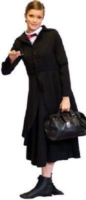 Schwarz Viktorianisch / Edwardianisch Mary Poppins Maskenkostüm Kinder / ()