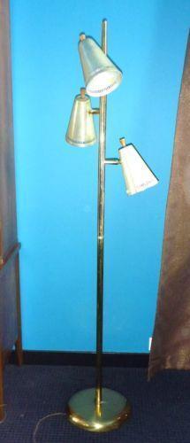 Retro Pole Lamp Ebay