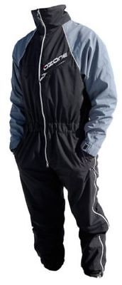 Ozone Layer Flight Suit Overall, sz M color Gray - Paramotoring, Paragliding NEW