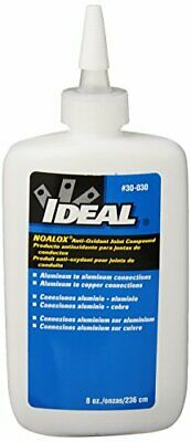 Ideal 30-030 Noalox Anti-oxidant Compound Squeeze Bottle 8 Oz