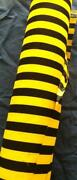 Black and Yellow Stripe