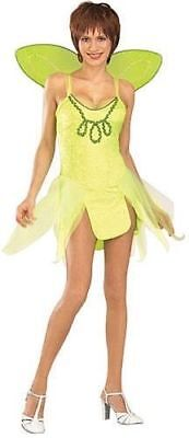 Tinkerbell Adult Costume (E)](Tinkerbell Costumes Adults)