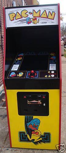Pac Man Arcade Video Game Ebay