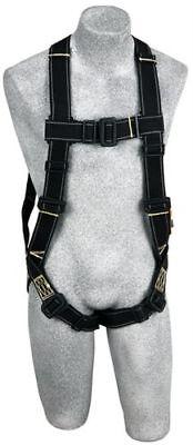 3m Dbi-sala Delta Arc Flash Full Body Harness Wback D-ring Size Xl 1110831