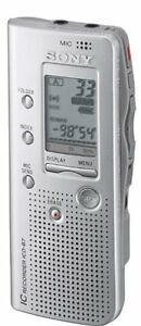 FOR SALE      Sony ICD-B7 Digital Voice Recorder