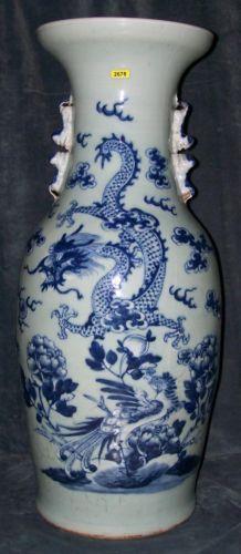 Chinese Floor Vase Ebay