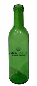 Dark Green glass 375ml Wine bottle case of 24 NEW Cambridge Kitchener Area image 1