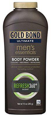 Gold Bond Ultimate men's essentials body (Gold Bond Ultimate Mens Essentials Body Powder)