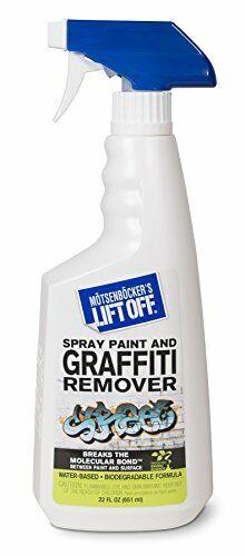 Motsenbocker's Lift Off 41101 22-Ounce Premium Spray Paint and Graffiti Remover