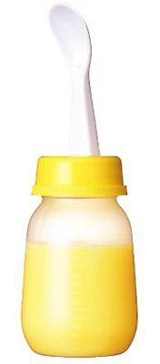 Houseware PIGEON Baby Weaning Bottle with Spoon F/S SB