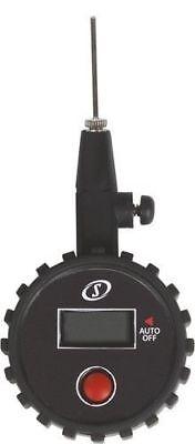 Elektronisches Ballmanometer, Spalding, electronic ball pressure gauge, schwarz