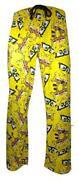 Mens Spongebob Pyjamas