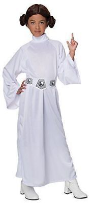 10 Year Old Costumes (Star Wars Child's Deluxe Princess Leia Costume Large Fits 8-10 years)