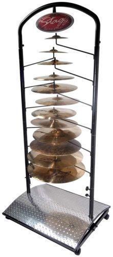 Cymbal Display Ebay