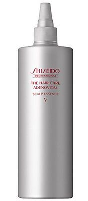 kc02  NEW Japan SHISEIDO ADENOVITAL SCALP ESSENCE Tonic Hair Salon Care 480 ml