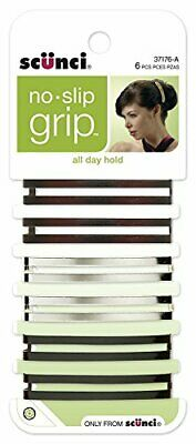 Scunci No-slip Grip Stay Tight Barrettes - $6.39