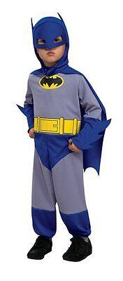 Batman Brave & Bold Infant Size 1-2 (6-12 Months) Halloween Dress Up Costume - Brave Halloween Costume Toddler
