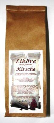 Kirsch Likör Ansatz 180 g fruchtig frisch selber machen 1kg/27,22 Tee-Meyer g1
