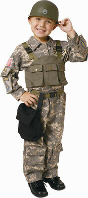 Boys Special Forces Military Halloween Costume](Military Halloween Costumes For Boys)