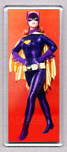 BATGIRL-from-BATMAN-60s-tv-LARGE-WIDE-FRIDGE-MAGNET-CLASSIC
