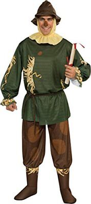 Wizard of Oz - Scarecrow Adult (Green Shirt) - Adult Scarecrow Costume