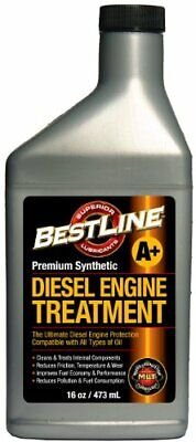 Diesel Engine Oil Treatment for Less Friction & Better Fuel Performance (Best Engine Treatments)