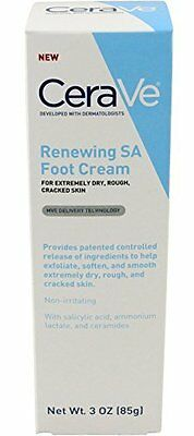 Best Renewing Foot Cream Great for Extremely Dry Rough & Cracked Skin - 3