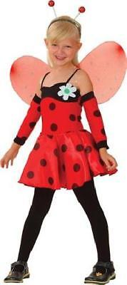 Lovely Lady Bug Kostüme (Lovely Ladybug Girls Fancy Dress Costume)