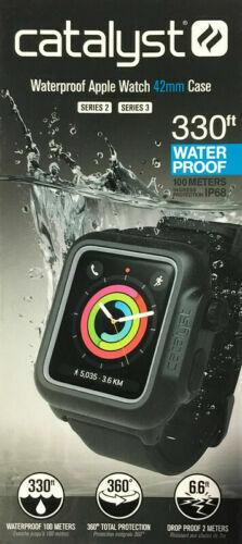 Catalyst Waterproof Case for 42mm Apple Watch Series 3