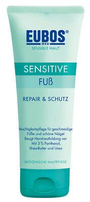 EUBOS SENSITIVE Fuss Repair + Schutzcreme 100ml PZN 05515737