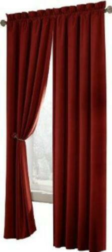 Preferred Red Velvet Curtains | eBay UH25