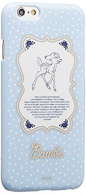 New iPhone 6/6s Disney Bambi Gold Stamped Hard Case