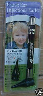 Dr. Mom Original Halogen Pocket Otoscope