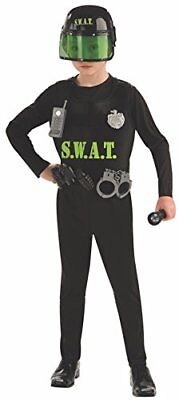 Young Heroes Child's S.W.A.T. Team Costume, Large Fast Shipment Hot Sale