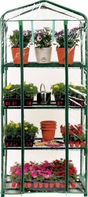 """27""""*19""""*63"""" 4 Shelves Green house Portable Mini Greenhouse Garden Brand Outdoor"""