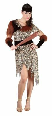 CAVEWOMAN OUTFIT COSTUME ONE SIZE STONEAGE PREHISTORIC LADY - Cave Woman Outfit