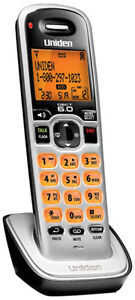 Uniden DCX160 DECT 6.0 Additional Handset for D1660 D1660-2 D1660-3 D1660-4