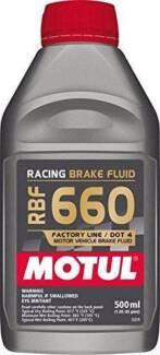 Motul rbf660 brake