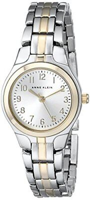Anne Klein Women's AK/5491SVTT Two-Tone Dress Watch