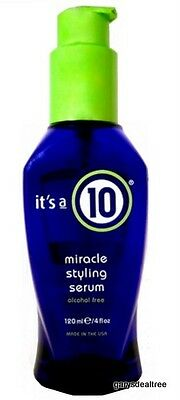 It's a 10 Miracle Styling Serum 4 fl oz / 120ml NEW!  on Rummage
