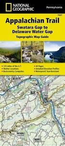 National Geographic Trails Illustrated Map: Appalachian Trail ... on