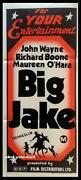 John Wayne Original Movie Poster