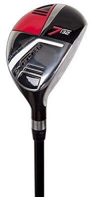 Pinemeadow Golf Men's Excel EGI Hybrid Club, Graphite, 32-De