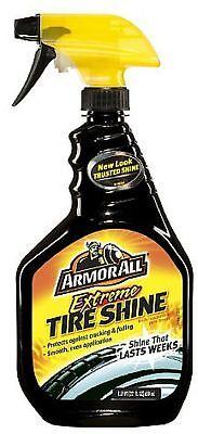 Armor All Extreme Tire Shine Spray 22 oz (Pack of 3) - Extreme Shine Spray