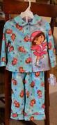 Dora The Explorer Pajamas