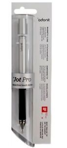 Adonit Jot Pro Fine Point Precision Tip Stylus for iPad iOS Android GunMetal MP