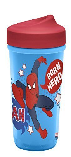 Zak! Designs Toddlerific Perfect Flo Toddler Cup with Ultimate Spiderman 8.7oz.